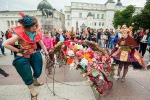 Sostinė remia kultūrą: beveik šimtui projektų skyrė 152 tūkst. eurų