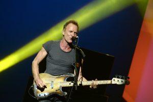 Stingo naujas roko albumas – apie pabėgėlius, mirtingumą ir optimizmą