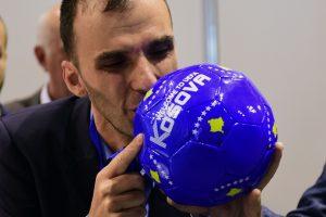 Kosovas ir Gibraltaras tapo FIFA nariais