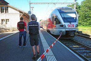 Aiškėja išpuolio Šveicarijoje detalės: atlikta krata užpuoliko namuose