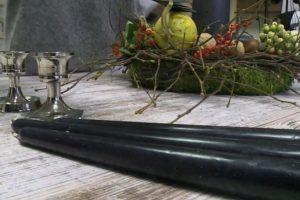 Kaip sukurti rudeninį vainiką, kuris papuoš namus?