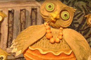 Animaciniai personažai gimsta ir iš keramikos