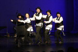 Žydų bendruomenė atšventė Chanuką ir klaipėdiečiams padovanojo koncertą