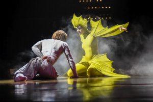 """Cirque du Soleil"" spektaklis ""Varekai"" gerina rekordus"