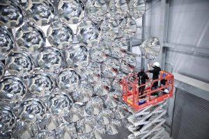 Mokslininkai paleido veikti pačią didžiausią pasaulyje dirbtinę Saulę