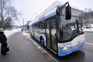 Talino nemokamas viešasis transportas: miestiečiai ploja, provincija pyksta