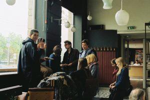 """""""Skalvijos"""" kino akademija kviečia į svečius moksleivius"""