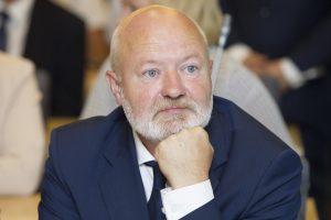 E. Gentvilas siūlo vėl keisti VRK sudarymo tvarką – braukti partijų atstovus