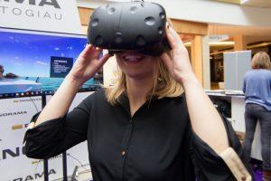 Virtualios realybės ateitis: artėja revoliucija internete?