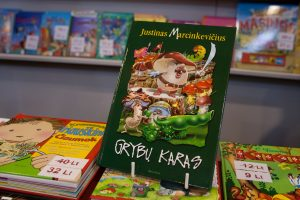 Renkamas visų laikų lietuviškų knygų vaikams šimtukas