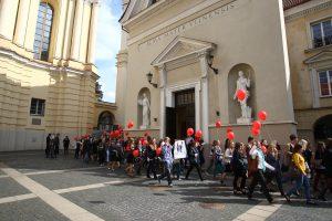 Geriausiai išlaikiusieji egzaminus pasirinko Lietuvos universitetus