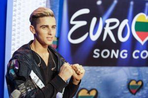"""Sėkminga daina """"Eurovizijoje"""" atlikėjui atneša apie 30 tūkst. eurų"""