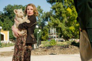 """Dramoje """"Zoologijos sodo prižiūrėtojo žmona"""" – jautri žydų gelbėjimo istorija"""