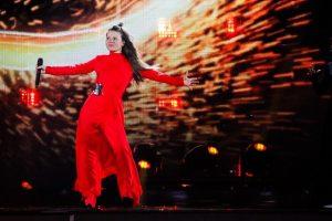 """Ką lietuviams atneš """"Eurovizija"""" – pergalės ar kartėlio lietų?"""