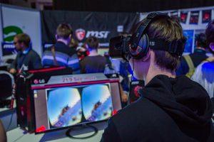 """""""GameOn"""" — unikali galimybė patirti virtualiąją realybę"""