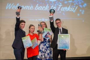 Lietuvos jaunieji atlikėjai iš festivalio Suomijoje parvežė tris pergales