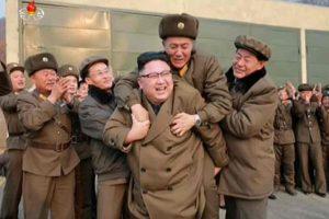 Šiaurės Korėja neblefuoja, o branduolinė grėsmė JAV – tikra?