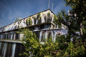 Antradienį Vilniuje rengiama masinė iškyla ant krioklio terasų
