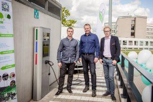 Kroviklius viešose vietose pasiūlę startuoliai sieks įvertinimo Lenkijoje