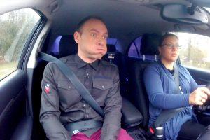 Blogiausiems vairuotojams – iššūkis Kauno gatvėse: taip baisu dar nebuvo