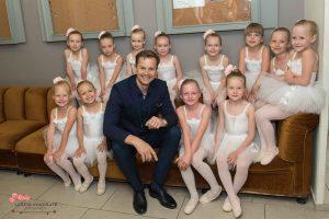 N. Juškos baleto mokyklos sezonas uždarytas su būriu žinomų žmonių