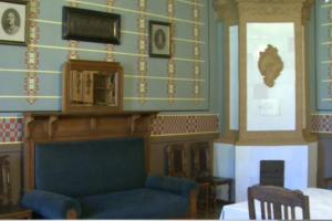 Rekonstruotas Maironio memorialinis butas – toks pats, kaip gyvenant poetui