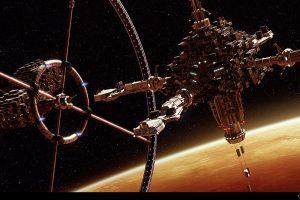 NASA planuoja kosminę stotį Marso orbitoje