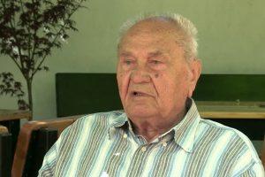 96-erių šnipas vedė 36 metais jaunesnę išrinktąją