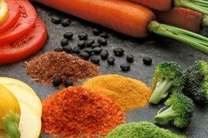 Daržovių milteliai – alternatyva sintetiniams priedams