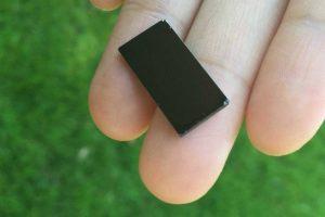 Mažytis prietaisas naudoja saulės energiją išvalyti vandenį