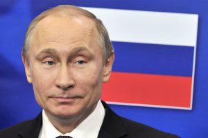 V. Putinas: jei NATO ieškos priešo Rusijoje, laukia naujas Šaltasis karas