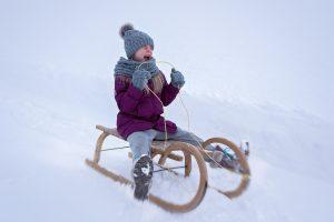 """Prognozuoja likusios žiemos orus: laukia """"linksmieji kalneliai"""""""