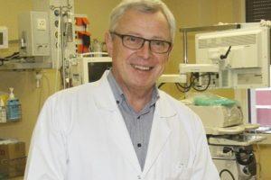 Profesorius E. Poškus: dideli išgyvenimai valgo mediko energiją