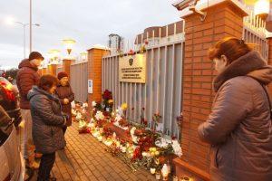 Lietuvos gyventojai neliko abejingi Rusijos lėktuvo katastrofai
