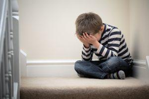 Vaikystėje patirtas stresas atsiliepia ir ateityje