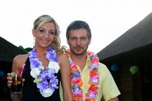 Susižadėjo žinoma TV pora – G. Stiklickienė ir A. Žemaitis