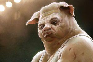 Laboratorijoje sukurtas žmogaus ir kiaulės hibridas