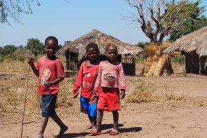 Malavio vaiko laimė – už 10 centų per dieną