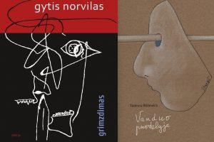Poezija po Osvencimo ir po grimzdimo (knygų apžvalga)