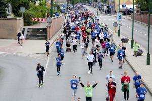 """Klaipėdą užtvindė rekordinis devintasis """"Vilties bėgimas"""""""