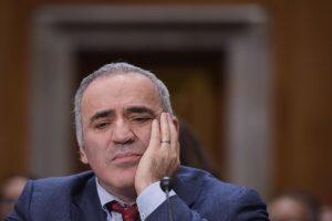 G. Kasparovas: V. Putinas tikrai neketina sustoti Ukrainoje