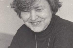 Mirė ilgametė LRT darbuotoja B. Zabulytė-Saulevičienė