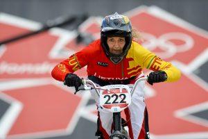 V. Rimšaitės startai mažųjų dviračių reitingo varžybose JAV