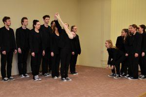 """Menų akademijoje – kultūrinės edukacijos projektas """"Atviras teatras 24"""""""