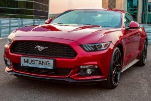 """Ieškomi pretendentai sportiškam automobiliui """"Ford Mustang"""" laimėti"""