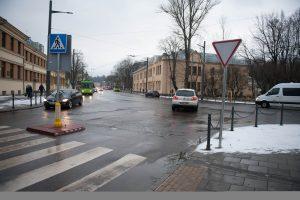 Kauno centre keisis automobilių ir dviračių eismas