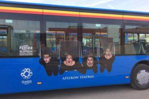 Uostamiesčio autobusuose – kultūros užtaisas