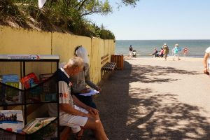 Klaipėdos paplūdimiuose matuos kraujo spaudimą