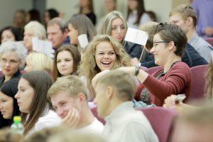 """""""Klaipėdos nafta"""" studentams interaktyviai pristatys veiklos galimybes"""