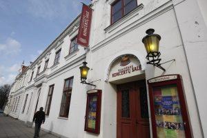 Klaipėdos koncertų salės prašė patalpų